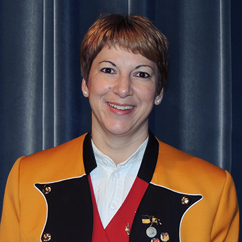 Bianca Herbstreit : 1.Vorstand