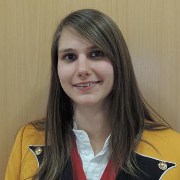 Aline Keck : Jugendleiterin